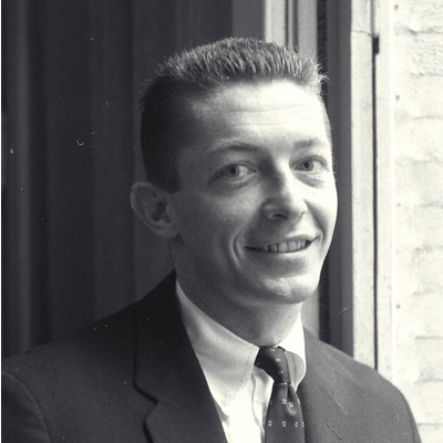 Tony Trabert Paris 1959.