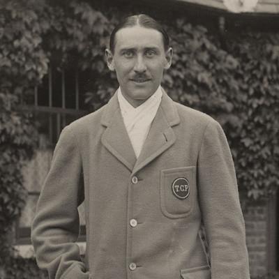 André Gobert champion Roland-Garros 1911 et 1920.