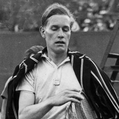 Gottfried von Cramm Jack Crawford Roland-Garros 1934.