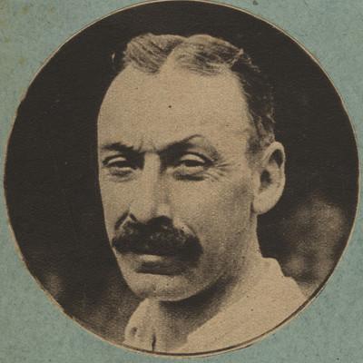 François Blanchy Roland-Garros 1923.