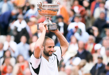André Agassi - Roland-Garros 1999
