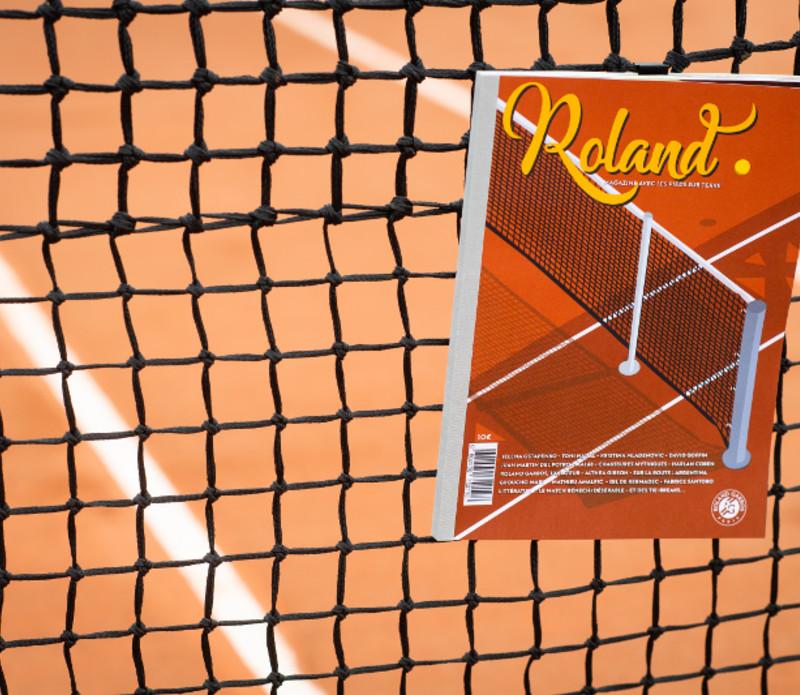 Magazine Roland-Garros 2018.