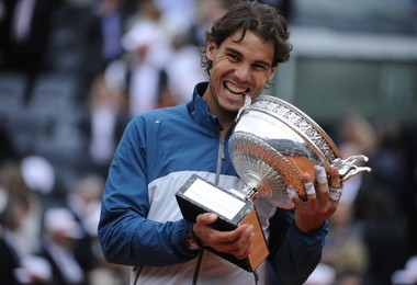 Rafael Nadal champion Roland-Garros 2013 French Open champ.