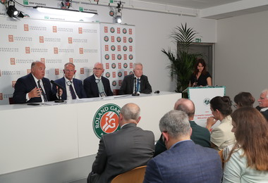 Sports for Climate Action Roland-Garros 2019