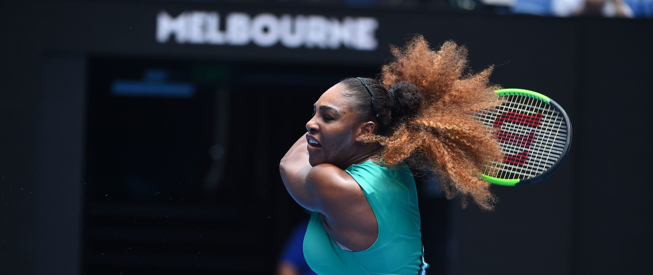 Serena Williams Australian Open 2019