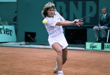 Steffi Graf - Roland-Garros 1987