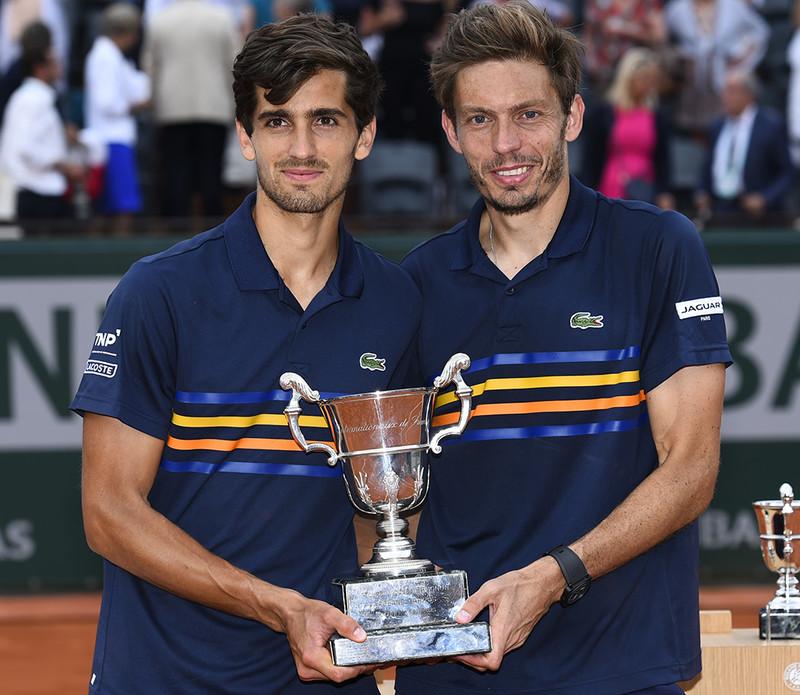 Roland-Garros 2018, Pierre-Hugues Herbert, Nicolas Mahut