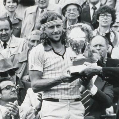 Bjorn Borg Roland-Garros 1979.
