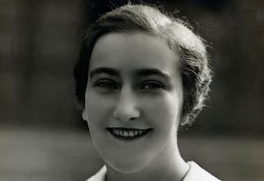 Simonne Mathieu championne de Roland-Garros 1938 et 1939.