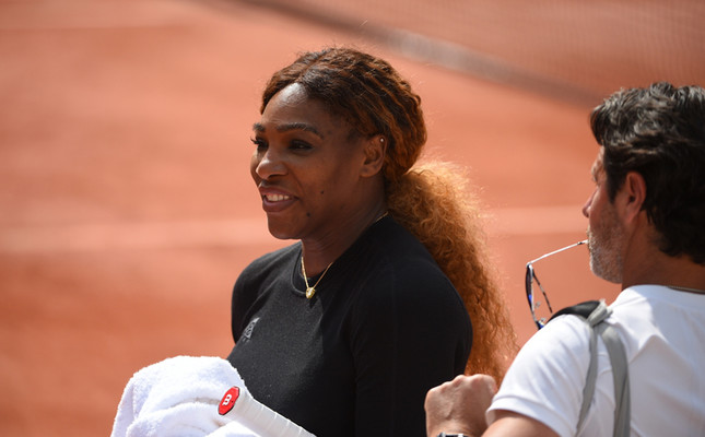 Serena Williams Roland Garros 2019