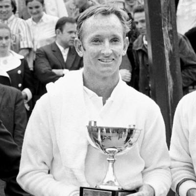 Rod Laver Roland-Garros 1969.