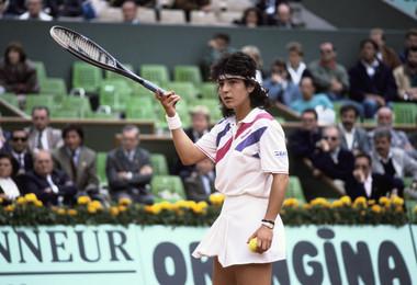 Arantxa Sanchez - Roland-Garros 1989