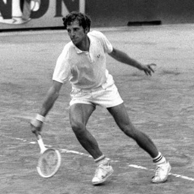 Jan Kodes Roland-Garros 1971.