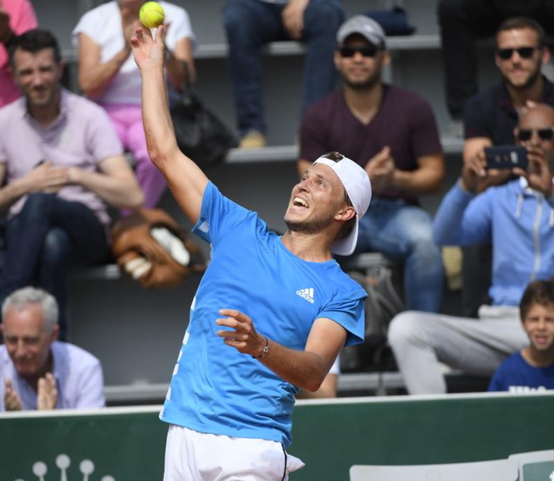 Alexandre Muller - Qualifié - Roland-Garros 2019