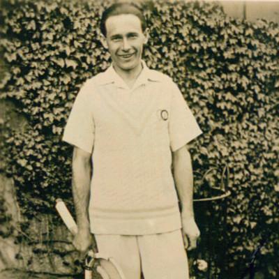 Jean Borotra Roland-Garros.