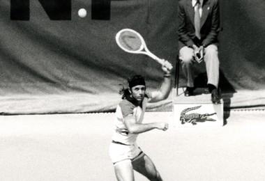 Guillermo Vilas - Roland-Garros 1977
