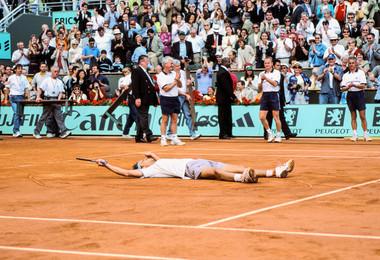 Gustavo Kuerten - Roland-Garros 2001