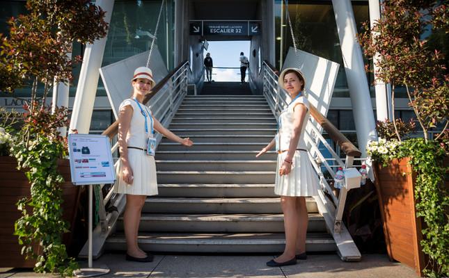 Préparez votre visite à Roland-Garros 2018 / Prepare your visit at Roland-Garros Paris 2018