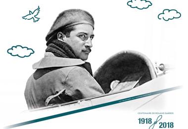 Roland Garros aviateur exposition 2018.